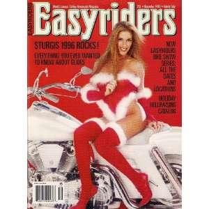 CATALOG PLUS ROADWARE SUPPLEMENT AND MORE!: EASYRIDERS MAGAZINE: Books