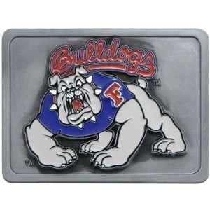 NCAA Fresno State Bulldogs Logo Trailer Hitch Cover