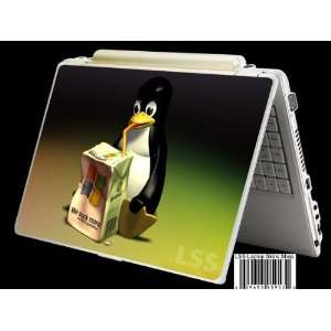 Lenovo Asus Compaq (Free 2 Wrist Pad Included) Linux Penguin