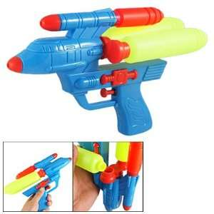 Children Yellow Blue Plastic Game Fun Water Squirt Gun Toys & Games