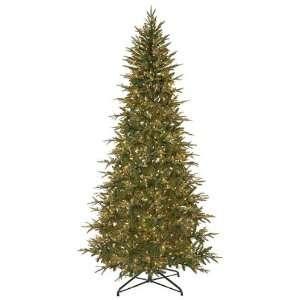 9 Slim Frasier Fir Pre Lit Artificial Christmas Tree