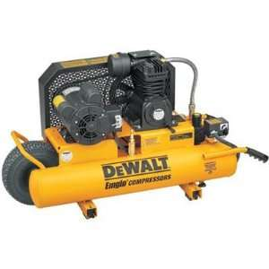 SEPTLS115D55580 Dewalt Wheeled Portable Electric Compressors   D55580