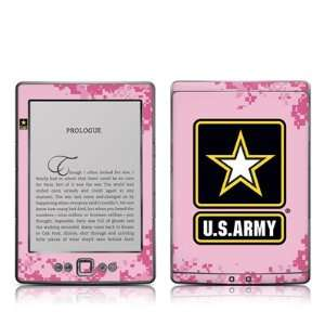 Army Pink Design Protective Decal Skin Sticker   High Gloss Coating