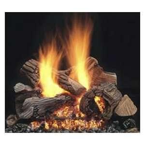 Monessen Duzy II Vented Propane Gas Logs Millivolt Control