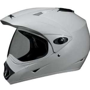 AFX FX 37 DUAL SPORT MOTORCYCLE HELMET PEARL WHITE XL