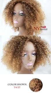 Vanessa Express Weave Half Wig   La Jay (Afro Type wig)