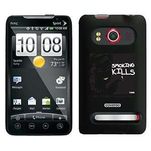 Smoking Kills TH Goldman on HTC Evo 4G Case: MP3 Players