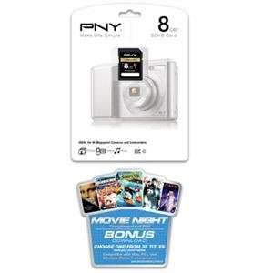 NEW 8GB SDHC CLASS 4 CARD (Flash Memory & Readers) Office