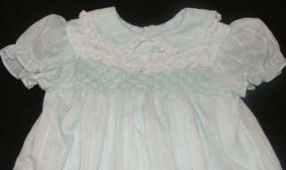 Baby girls POLLY FLINDERS smocked dress Size 24 months