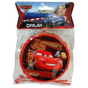 Disney Cars 2 Drum Toys & Games