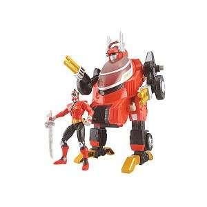 Power Ranger Samurai Samurai Transporter Toys & Games