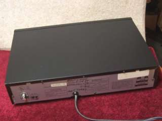 Pioneer PD M403 6 Disc Changer Compact Disc Player PD M403