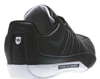 ADIDAS Originals Mens Porsche Design S2 Casual Shoes Black/White