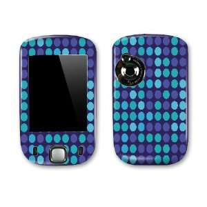 Polka Dots Design Decal Protective Skin Sticker for HTC