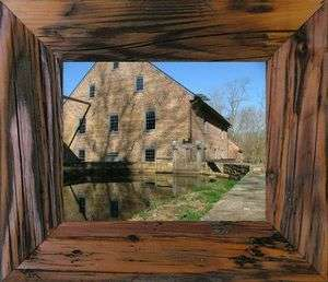 Picture Frame 24 X 36 Montana 3 Western Rustic Barnwood Picture Frame