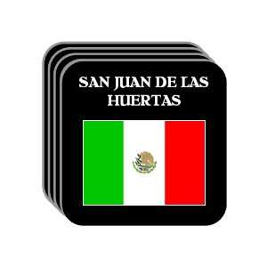 Mexico   SAN JUAN DE LAS HUERTAS Set of 4 Mini Mousepad