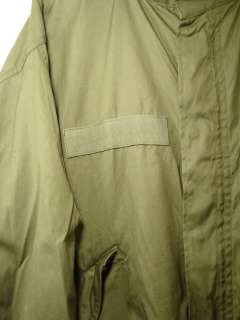 1973 Vtg Vietnam era Extreme Cold Weather Parka Med Reg