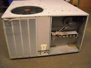 GOODMAN PGB048150 3 WARR 4 TON ROOFTOP GAS/ELECTRIC AIR CONDITIONER 10
