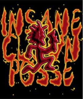 New Insane Clown Posse Hatchet Man Micro Raschel Coral Fleece Throw