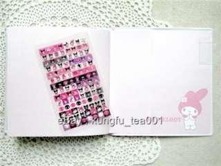 now free 2012 sanrio kuromi devil schedule monthly planner diary