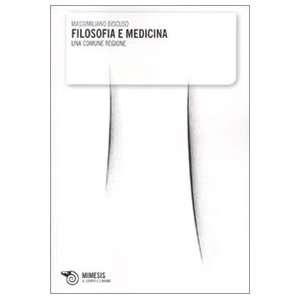 . Una comune regione (9788884839268) Massimiliano Biscuso Books