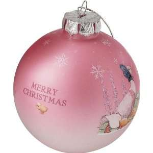 Beatrix Potter Jemima Puddle duck Hanging Christmas Bauble