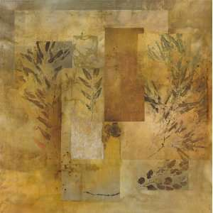Jennifer Hollack: 36W by 36H : Window to Nature CANVAS