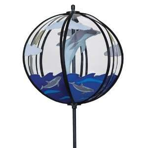 Dolphin Ball Spinner: Toys & Games