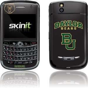 Baylor University Bears skin for BlackBerry Tour 9630