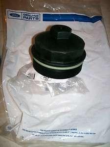 2003 2007 6.0 L Ford Diesel ORIGNAL OIL FILTER CAP SAVE $$$$