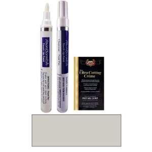 Oz. Medium Gray Metallic Paint Pen Kit for 1988 Pontiac Fiero (WA7719