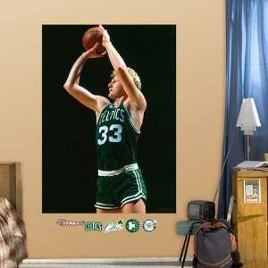 Celtics Larry Bird Wall Decal