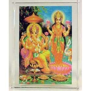 WITH PICTURE OF INDIAN GOD GANESH & GODESS LAXMI: Office Products