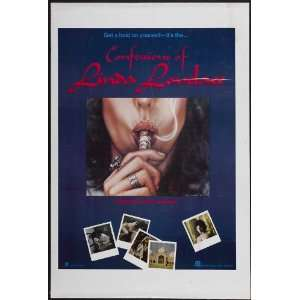 The Confessions of Linda Lovelace Movie Poster (11 x 17