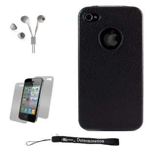 Silicone Skin Cover Case for New Apple iPhone 4 ( 4th Generation