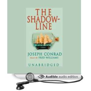 Line (Audible Audio Edition) Joseph Conrad, Fred Williams Books