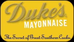 Dukes Mayonnaise 1 Quart Jar of Duke Dukes Mayo