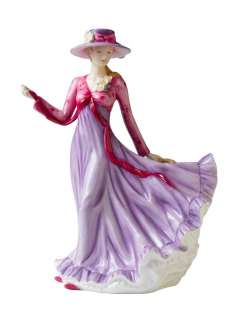 Royal Doulton Julie Pretty Lady Figurine * New in Box *