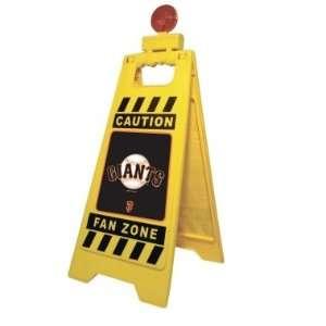 San Francisco Giants Fan Zone Floor Stand