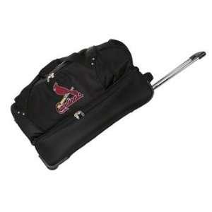 St. Louis Cardinals MLB 27 Rolling Duffel Bag
