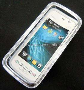 Original OEM T Mobile Premium Nokia 5230 Nuron Clear Shell Case Cover