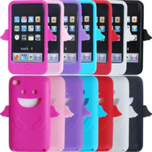 Angel Silicone Case for Apple iPod Touch 4 4th 4G