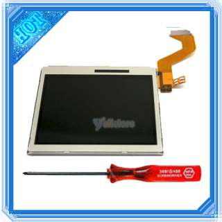Top LCD SCREEN For Nintendo NDS DS LITE DSL NDSL + Tool