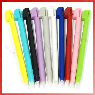 10 x Color Touch Stylus Pen For NDS NINTENDO DS LITE