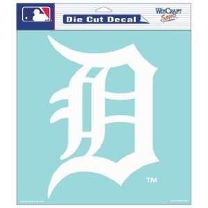 Detroit Tigers Die Cut Decal
