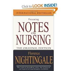 Notes on Nursing (9781453806685) Florence Nightingale Books