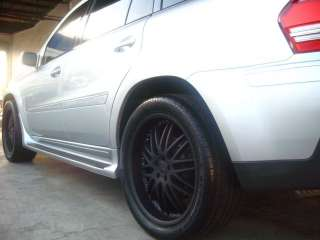 20 MERCEDES WHEELS/RIM+TIRES CL500 550 S430 S500 S550
