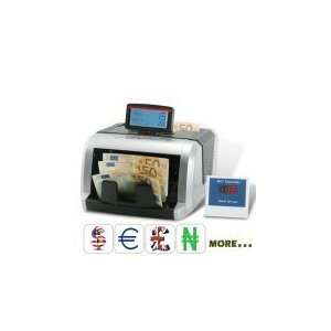 Money Counter and Counterfeit Note Detector Office