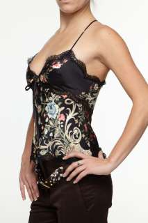 New Roberto Cavalli Womens Top Blouse Shirt $800 Sz 40