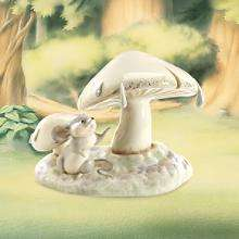 Lenox Disney Dew Drop Mouse Figurine *NIB* W/COA